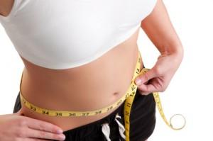 Fett abbauen vs. schnell abnehmen