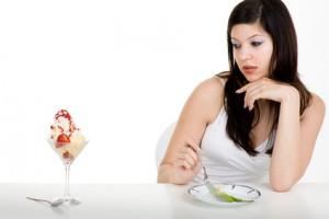 Hungern bringt dir keinen flachen Bauch