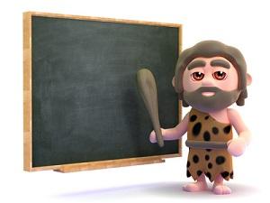 Steinzeitlehrer