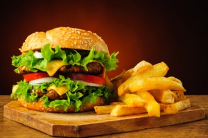 Regelmäßige Schummelmahlzeiten