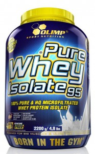 Olimp Pulver Pure Whey Isolate 95
