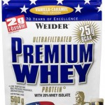 weider premium whey