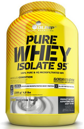 Olimp Pulver Pure Whey 95